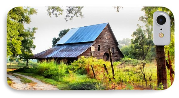 Townville Barn IPhone Case