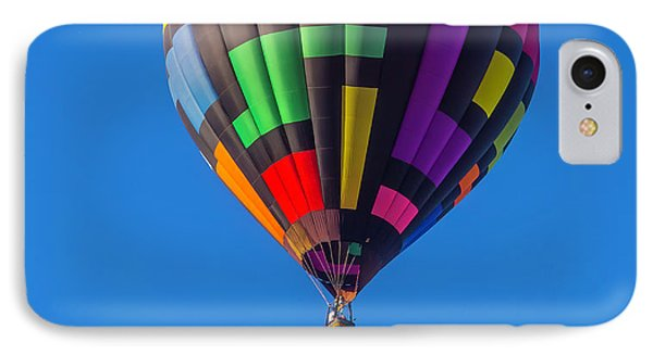 Toy Balloon And Hot Air Balloon IPhone Case by Garry Gay