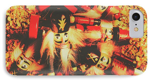 Toy Workshop Soldiers IPhone Case