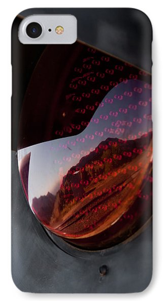 Track Reflections IPhone Case by Colleen Coccia