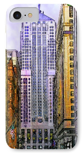 Trading Places IPhone Case