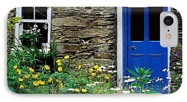 Traditional Cottage, Co Cork Phone Case by The Irish Image Collection