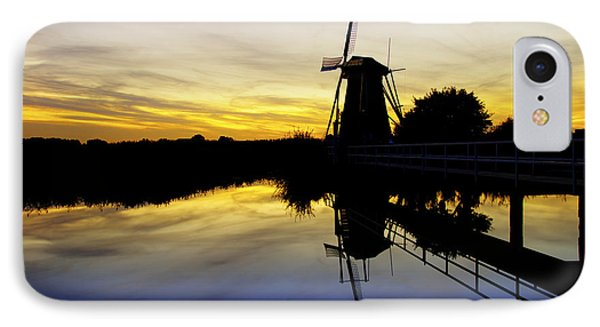Traditional Dutch IPhone Case by Chad Dutson