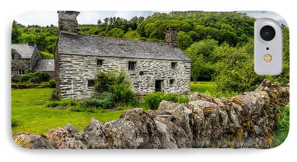 Traditional Farmhouse IPhone Case by Adrian Evans