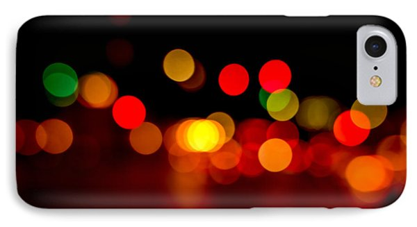 Traffic Lights Number 8 IPhone Case