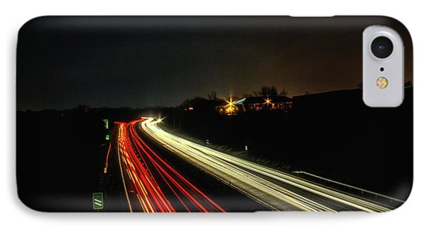 Traffic IPhone Case by Martin Newman