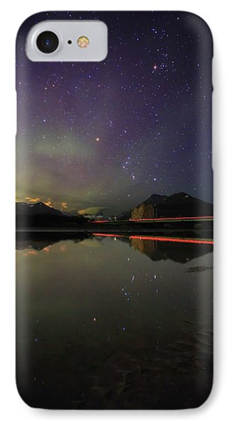 Trail Lights IPhone Case