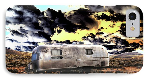 IPhone Case featuring the photograph Trailer by Jim and Emily Bush