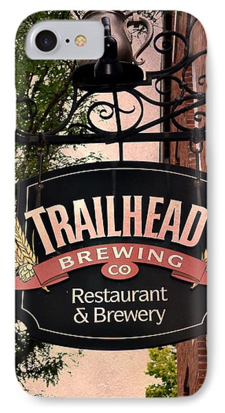 Trailhead Brewing Company IPhone Case