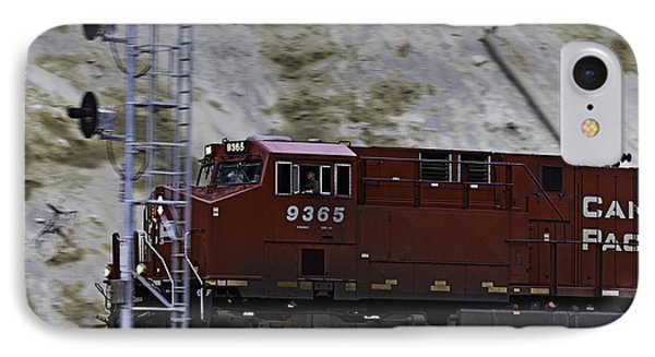 Train 9365 IPhone Case