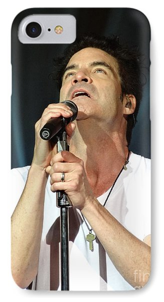 Train's Pat Monahan IPhone Case by Cindy Manero
