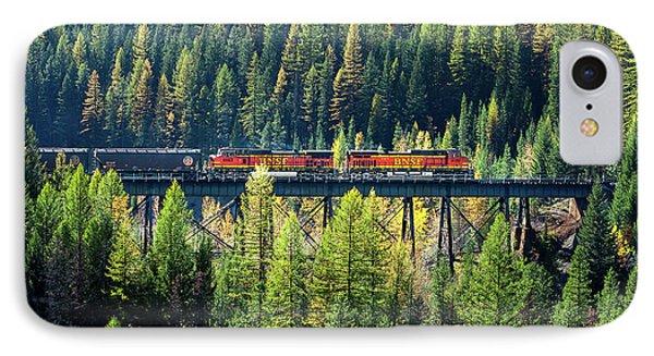 Train Coming Through IPhone Case