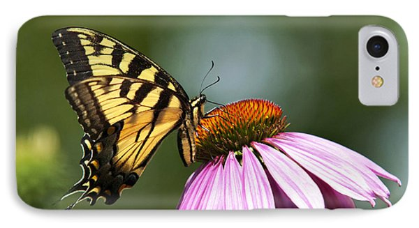 Tranquil Butterfly Phone Case by Christina Rollo