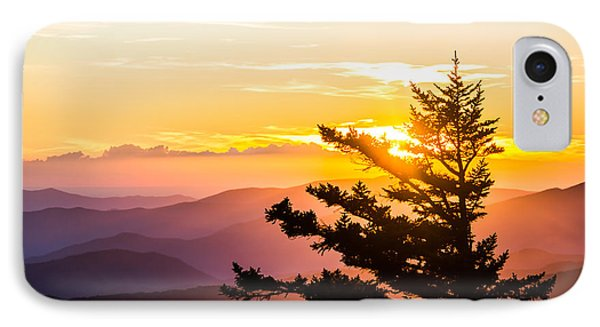 Tranquil Colors IPhone Case by Shelby Young