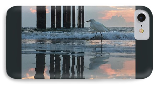 Tranquil Reflections IPhone Case by LeeAnn Kendall