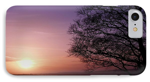 Tranquil Sunset IPhone Case by James Johnson