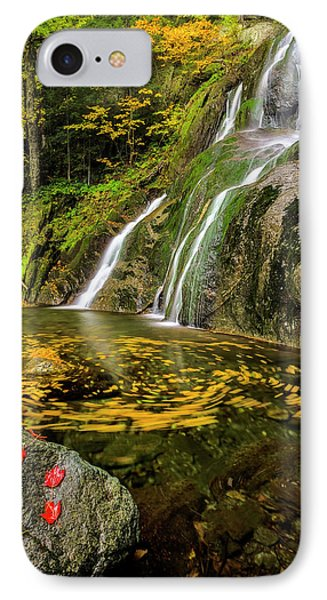 IPhone Case featuring the photograph Tranquil Waters by Mike Lang