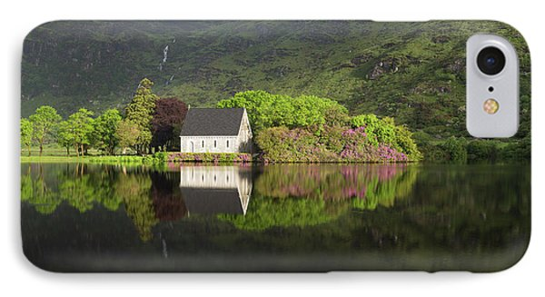 Tranquil Chapel  IPhone Case