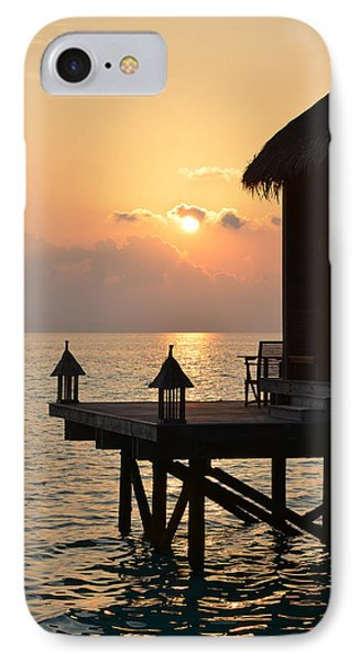 Tranquility IPhone Case by Corinne Rhode
