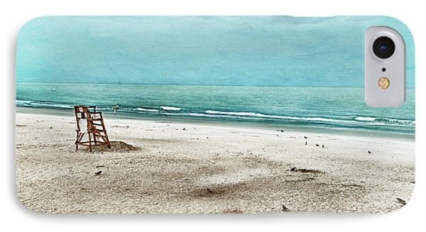 Tranquility On Tybee Island IPhone Case