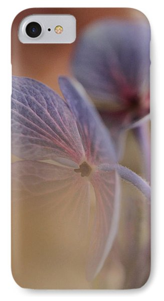 Threshold IPhone Case by Connie Handscomb