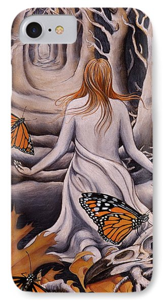 Transformation IPhone Case by Sheri Howe