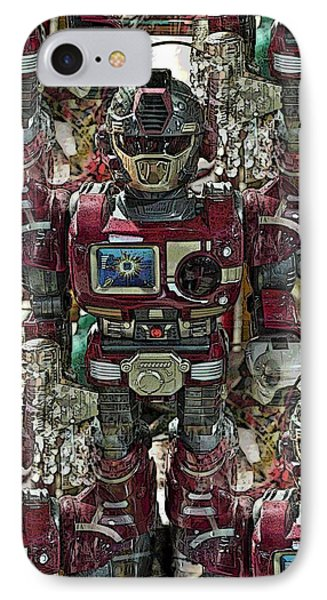 Transformique For Sale IPhone Case by Gwyn Newcombe