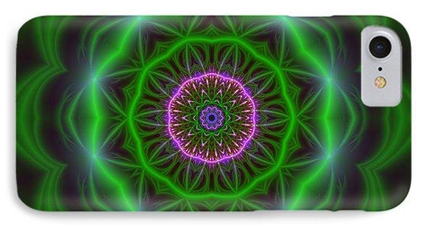 Transition Flower 10 Beats IPhone Case by Robert Thalmeier