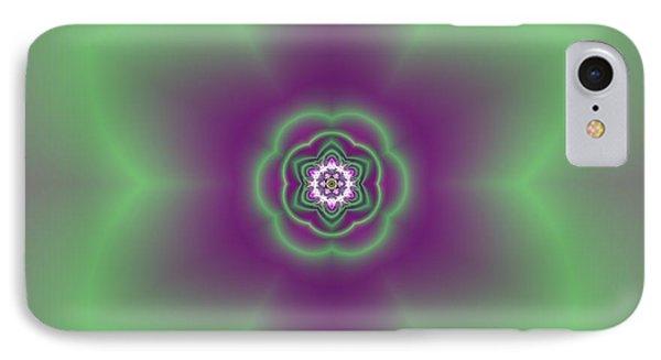 Transition Flower 6 Beats 2 IPhone Case by Robert Thalmeier