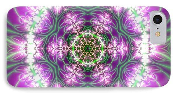 Transition Flower 6 Beats 3 IPhone Case by Robert Thalmeier