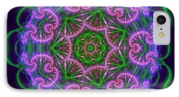 Transition Flower 7 Beats IPhone Case by Robert Thalmeier