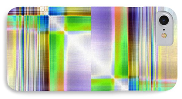 IPhone Case featuring the digital art Transverse by Tom Druin