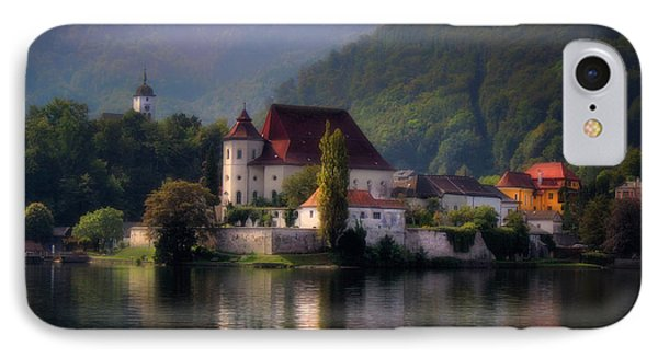 IPhone Case featuring the photograph Traunkirchen - Austria by Ellen Heaverlo