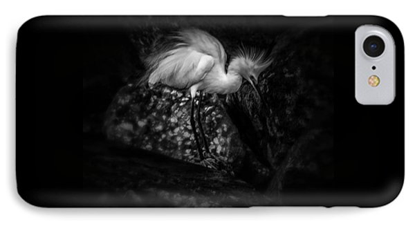Stork iPhone 7 Case - Tread Lightly by Marvin Spates