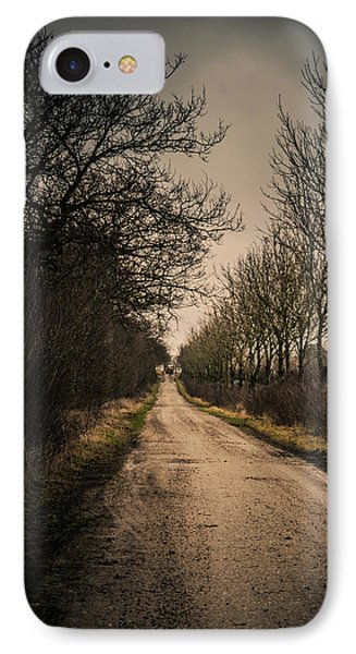 IPhone Case featuring the photograph Treadmill by Odd Jeppesen