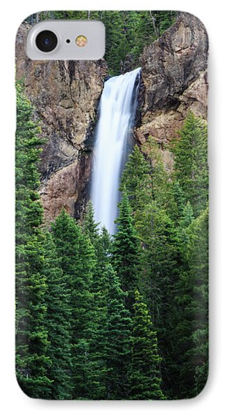 IPhone 7 Case featuring the photograph Treasure Falls by David Chandler