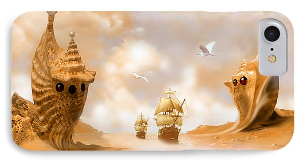 Treasure Island IPhone Case