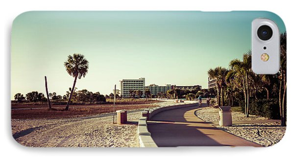IPhone Case featuring the photograph Treasure Island Beach Trail by Joel Witmeyer