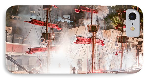 Treasure Island Flashes IPhone Case by Andy Smy