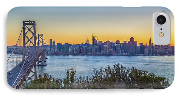 Treasure Island Sunset IPhone Case by JR Photography