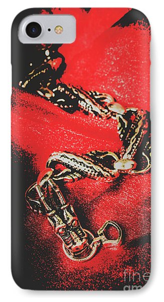 Treasures From The Asian Silk Road IPhone Case