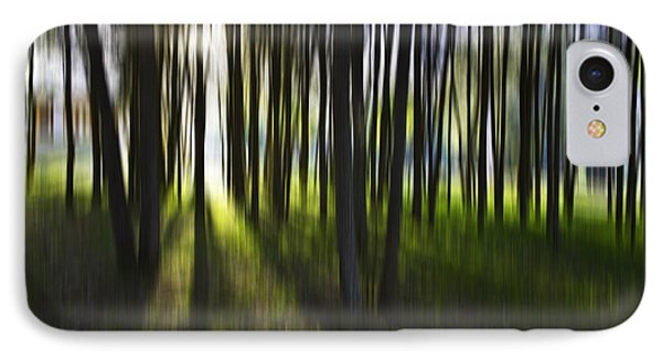Tree Abstract IPhone Case by Avalon Fine Art Photography