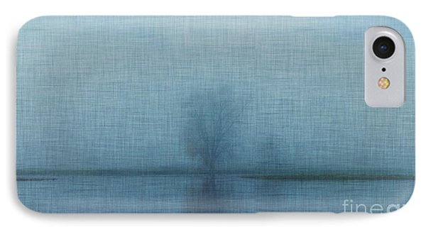 Tree Among Waters IPhone Case by Inspired Arts