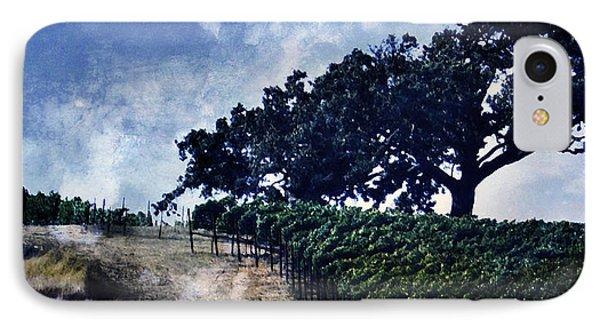 Vineyard Tree IPhone Case by Gilbert Artiaga