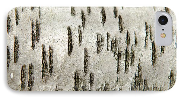 IPhone Case featuring the photograph Tree Bark Abstract by Christina Rollo