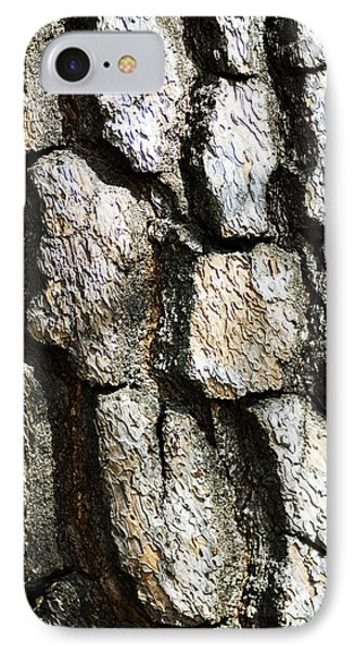 Tree Bark IPhone Case by Bill Brennan - Printscapes
