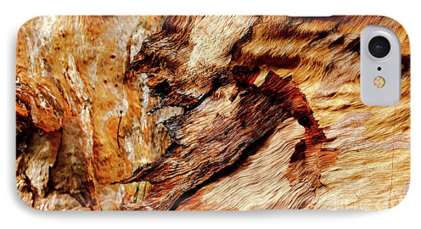 Tree Bark Series  - Patterns #2 IPhone Case by Lexa Harpell