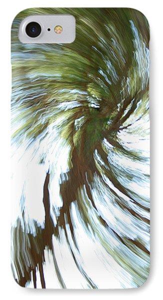 Tree Diptych 1 IPhone Case