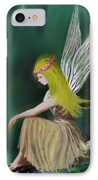 Tree Fairy IPhone Case