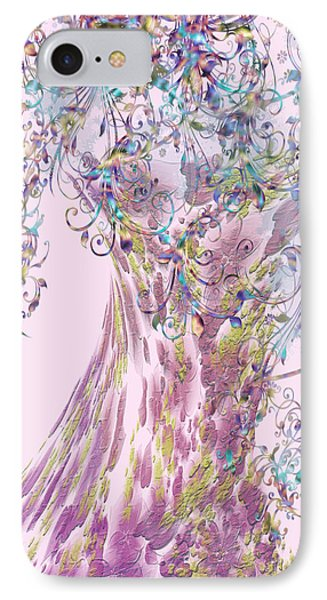 Tree Fancy IPhone Case